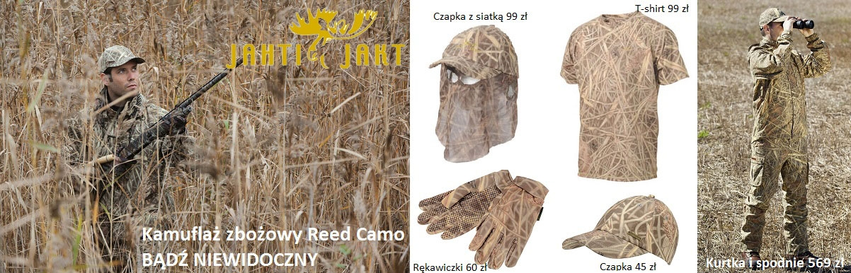 Reed Camo