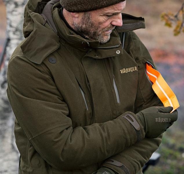 Norfell Insulated - kurtka zimowa membrana HWS ocieplenie Primaloft®