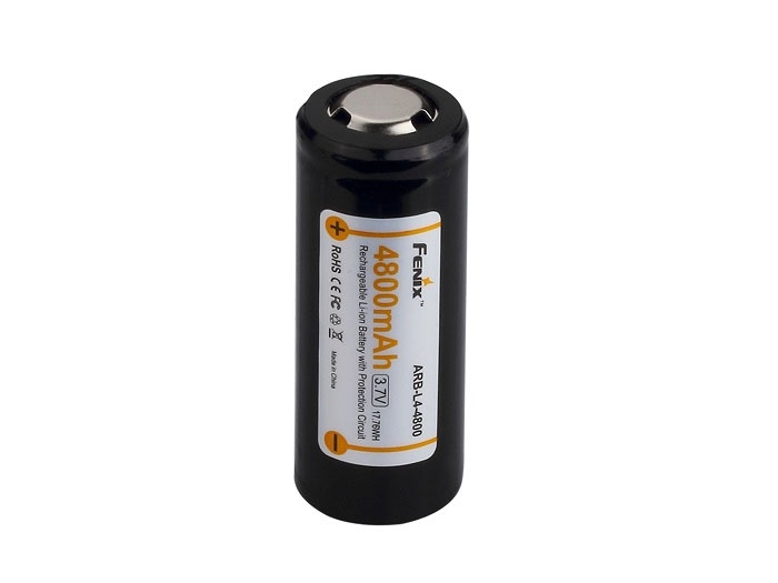 Akumulator Fenix ARB-L4 26650 ; 4800 mAh 3,7V