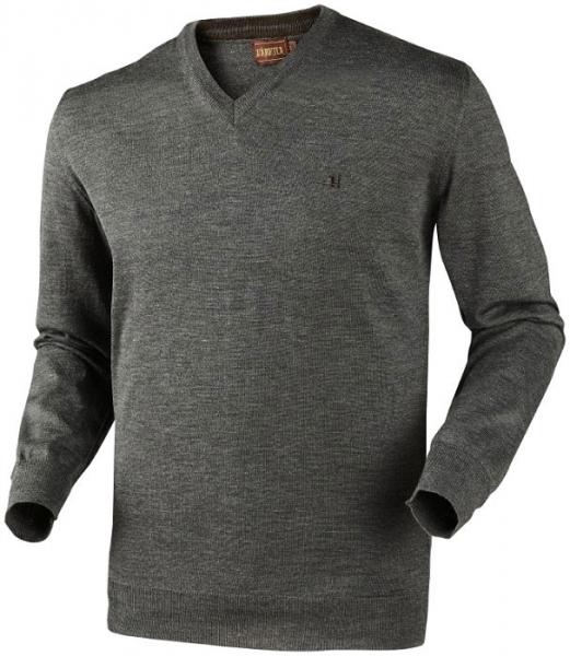 Sweter Jari Pullover / flint grey | Harkila TYLKO ROZMIAR L