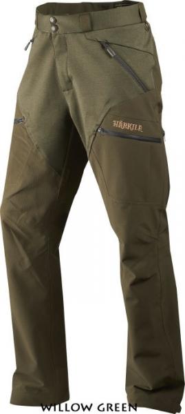 Letnie spodnie Agnar Hybrid ze streczem wodoodporne nogawki