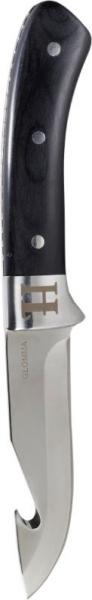 Glomma - Nóż Harkila ze stałą klingą ostrze 10 cm