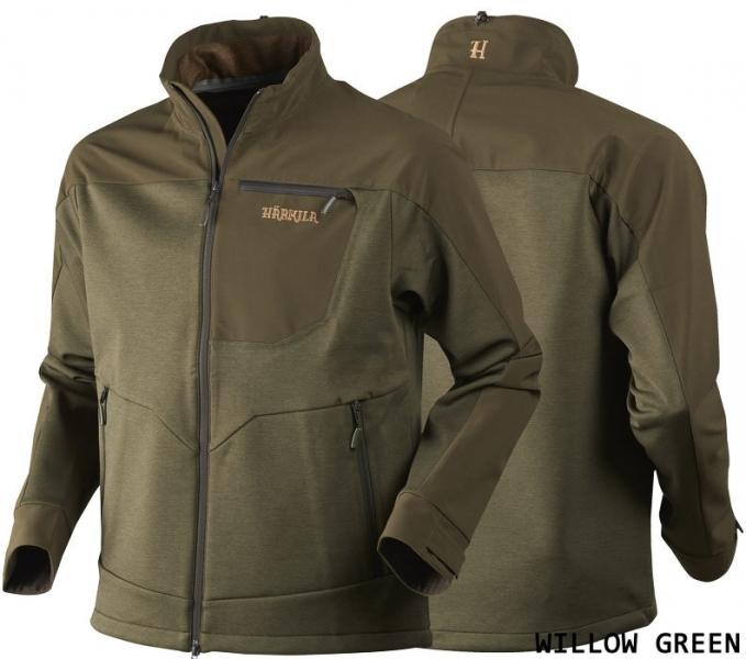 Wiosenno-letnia kurtka Agnar Hybrid wodoodporne rękawy i ramiona