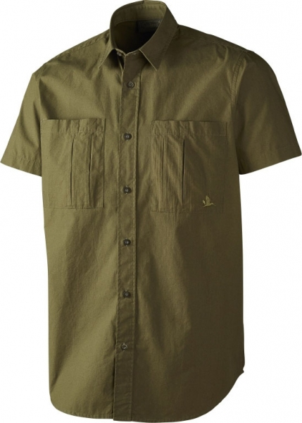 Trek - bawełniana koszula z krótkim rękawem
