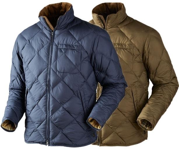 Lekka pikowana kurtka Berghem ocieplenie Thermo Poly Shield™