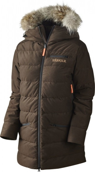 Expedition Down Lady - puchowa kurtka zimowa Windstopper®