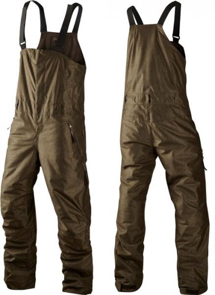 Arctic - zimowe ocieplane spodnie z szelkami Seeland membrana Seetex®