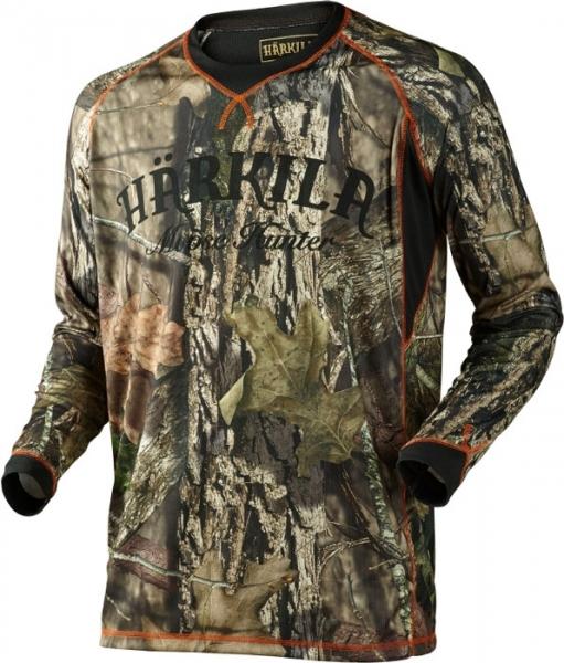Moose Hunter Mossy Oak® - techniczna koszulka długi rękaw
