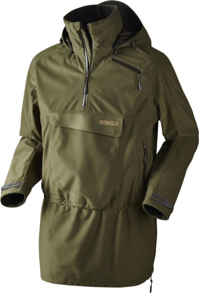 Długa kurtka z kapturem Atle smock membrana Gore-Tex®