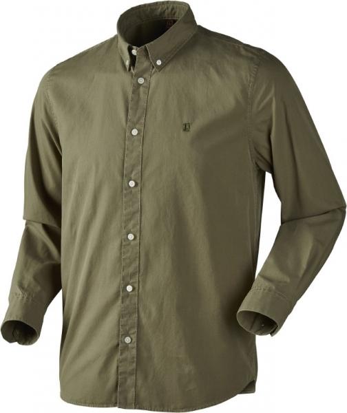 Koszula bawełniana Jomsborg cold olive ROZMIARY do 3XL