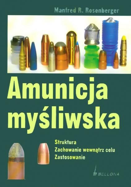 Książka Amunicja myśliwska