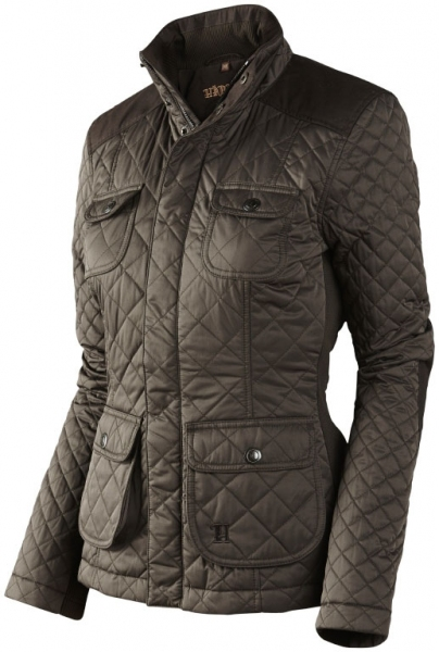 Highclere Lady - pikowana kurtka damska ocieplenie Primaloft®