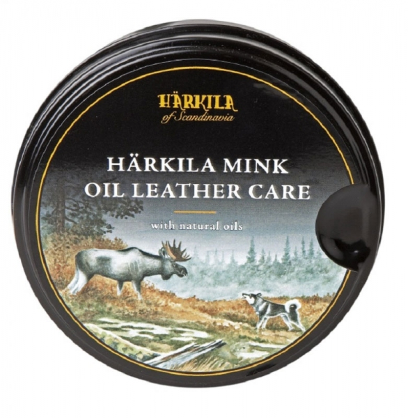 Mink oil leather care - impregnat do skór
