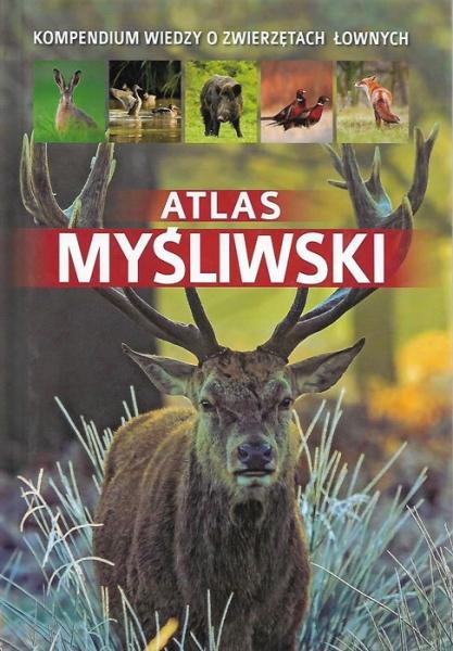Książka Atlas myśliwski