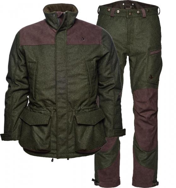Dyna - zimowa ocieplana kurtka i spodnie  Seeland