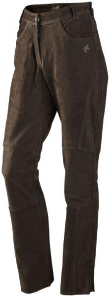 Thorne Lady Seeland - skórzane spodnie