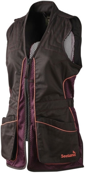 Skeet Lady waistcoat - damska kamizelka strzelecka