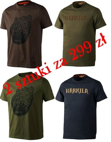Koszulki bawełniane - Kup 2 za 299 zł - Zestaw Promocyjny