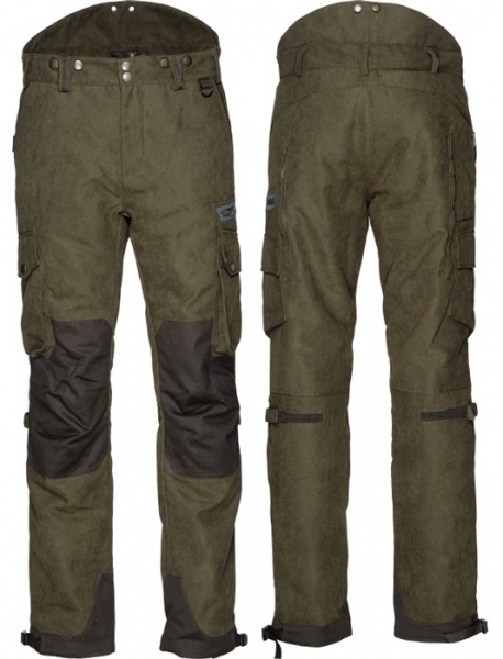 Helt Seeland - zimowe lekko ocieplane spodnie z membraną Seetex®