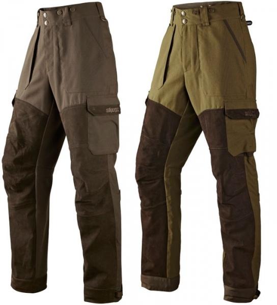 Zimowe spodnie Pro Hunter X Leather ze skórą - dwa kolory! membrana Gore-Tex®