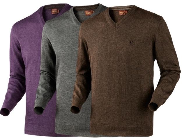 Sweter Jari Pullover - 3 kolory! 100% wełna z merynosów