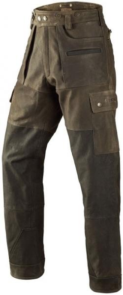 Skórzane spodnie Angus