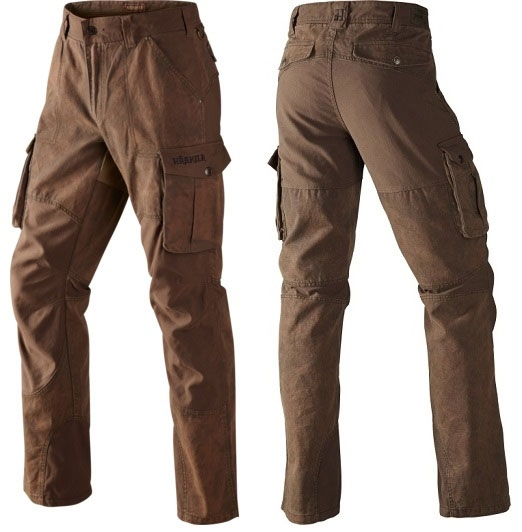 Bawełniane spodnie PH Range z grubego płótna