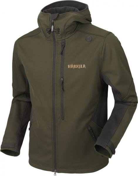 Lagan - lekka, elastyczna kurtka na wiosnę i lato typu softshell Harkila
