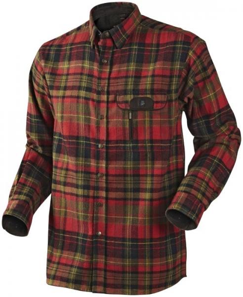 Ciepła koszula Keto z flaneli - ROZMIARY DO 3XL