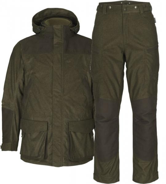 North 3 w 1 - kurtka z podpinką polarową i ocieplane spodnie