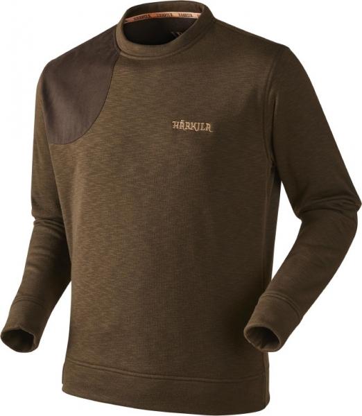 Sporting Sweatshirt  slate brown - bluza termalna