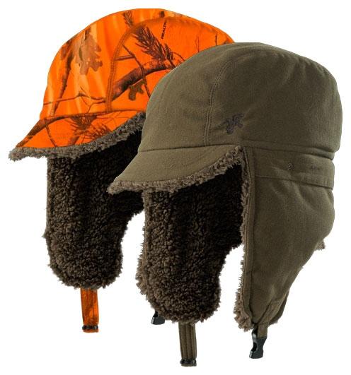 Outthere - ciepła czapka uszatka Seeland membrana Seetex®