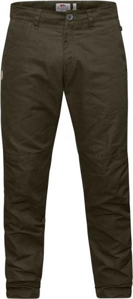 Sormland Tapered Winter - spodnie z podszewką