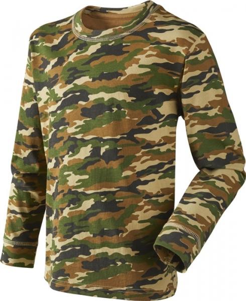 Speckled Kids - koszulka dziecięca camo 100% bawełna