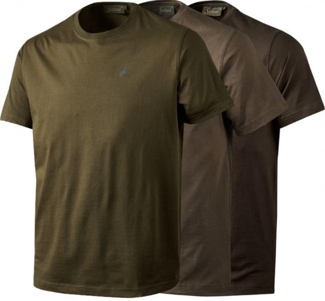 Koszulki zestaw promocyjny 3-pak ROZMIAR S, M