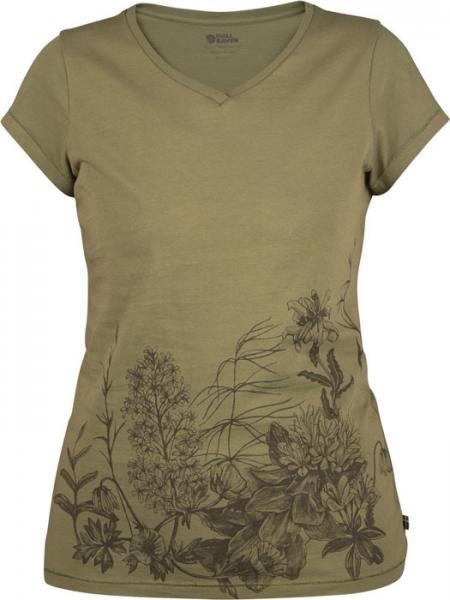 Meadow T-shirt W Fjallraven - koszulka damska