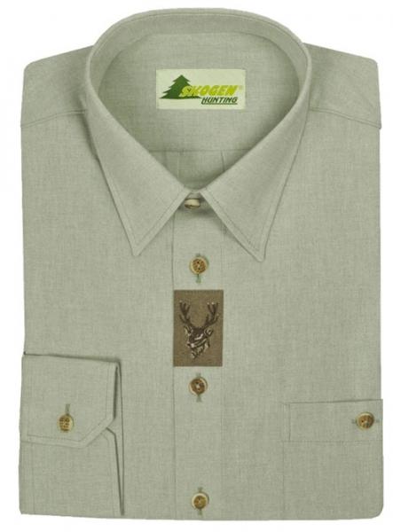 Elegancka koszula myśliwska jeleń