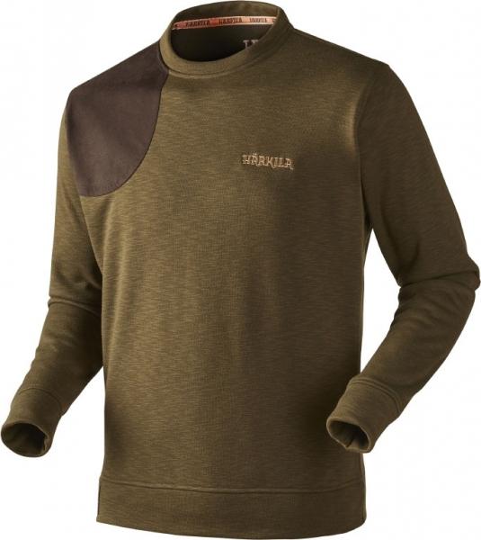 Sporting sweatshirt dark olive - bluza termalna