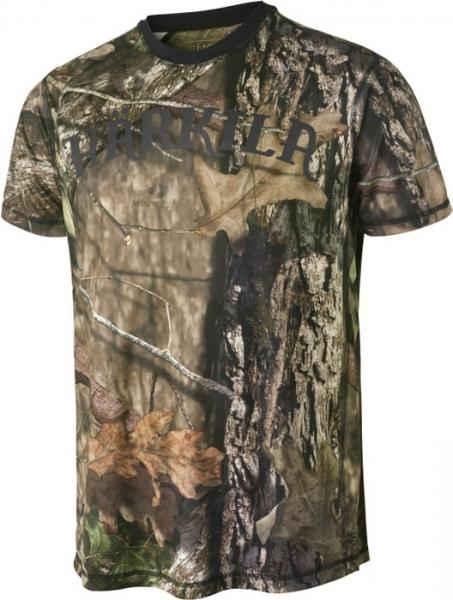 Moose Hunter T-shirt - techniczna koszulka MossyOak®  Harkila