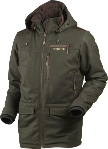 Zimowa kurtka z kapturem Metso insulated ocieplenie Primaloft® Silver
