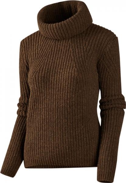 Torun - sweter damski z golfem
