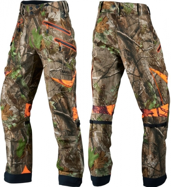 Moose Hunter - całoroczne wodoodporne spodnie membrana Gore-Tex®
