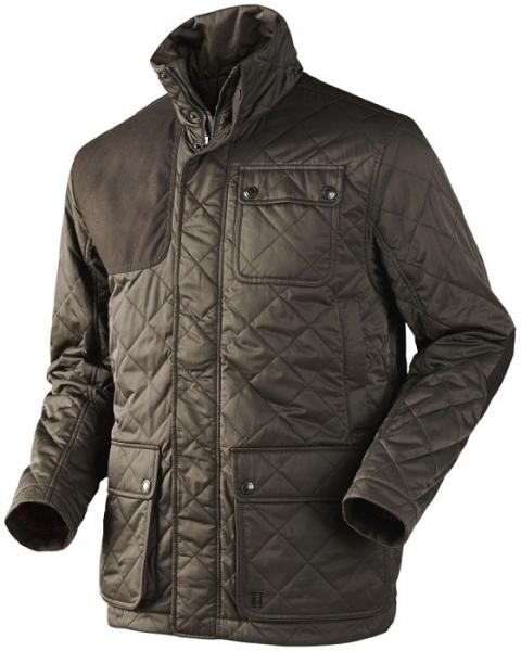 Pikowana kurtka Highclere klasyczny styl ocieplenie Primaloft®