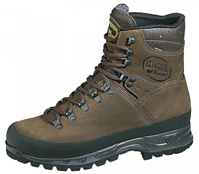Island PRO MFS - buty ze skóry nubukowej membrana Gore-Tex®