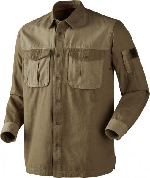 PH Range Sand - koszula z grubej bawełny do 2XL Harkila