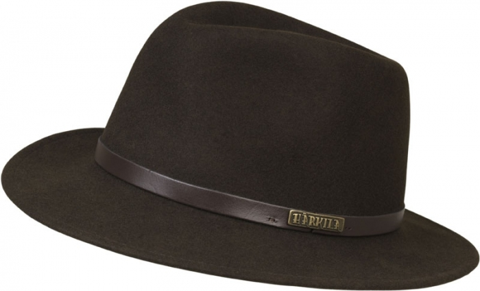 Metso - kapelusz myśliwski brązowy 100% wełna