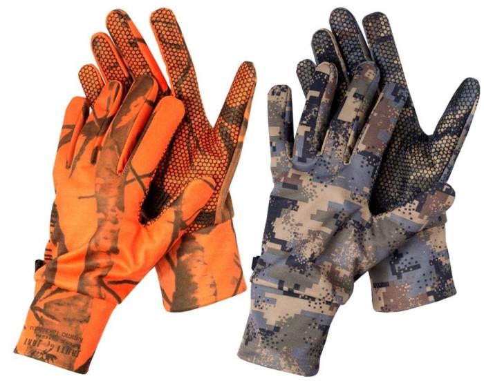 Polarowe rękawiczki Ropi silikonowa powłoka
