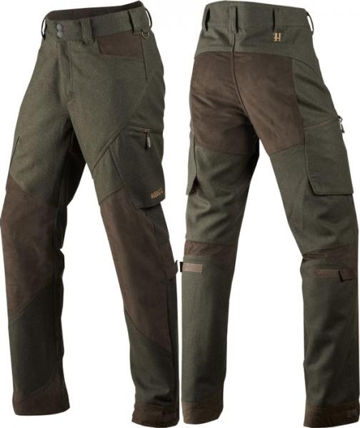 Metso Active - letnie wełniane spodnie myśliwskie na aktywne polowanie Harkila
