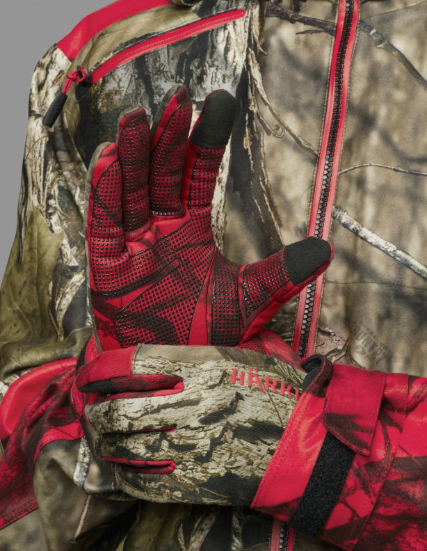 Moose Hunter 2.0 rękawiczki polarowe Mossy Oak