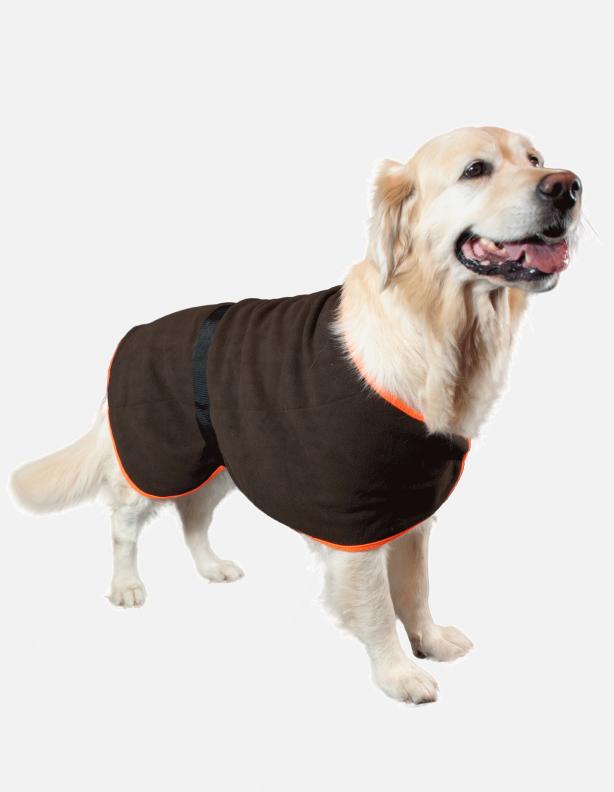 Kamizelka polarowa z membraną dla psa